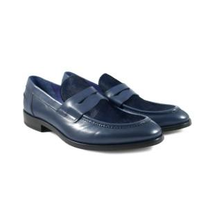 Noah Waxman American luxury shoemaker handmade tuxedo park pony shoes