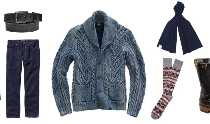 noah waxman men's style luxury handmade winter