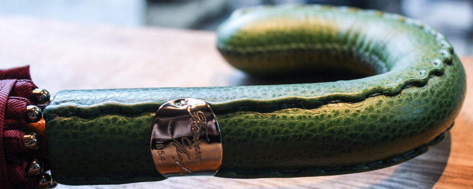 Noah Waxman Maglia Francesco handmade luxury umbrella made in Italy